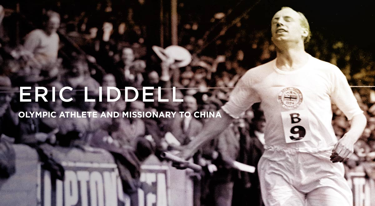 thumbnail image for Eric Liddell: Olympic Athlete and Missionary to China