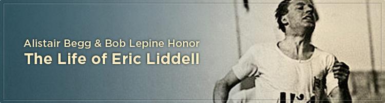 Eric Liddell Olympic Athlete
