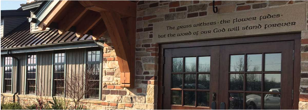 thumbnail image for Read Alistair Begg's Letter about the New Home for Truth For Life!