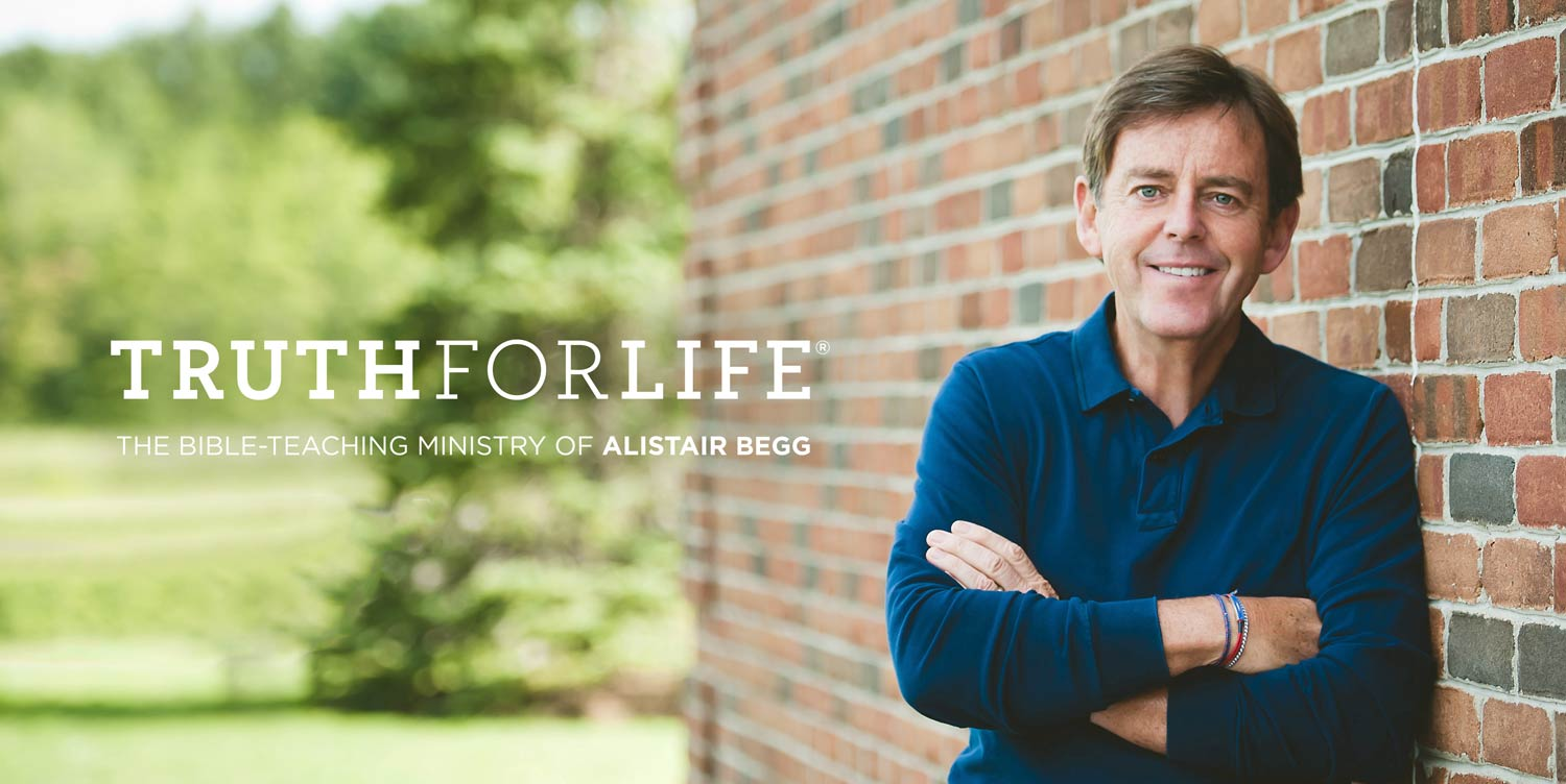 thumbnail image for Ways to Listen to Truth For Life with Alistair Begg