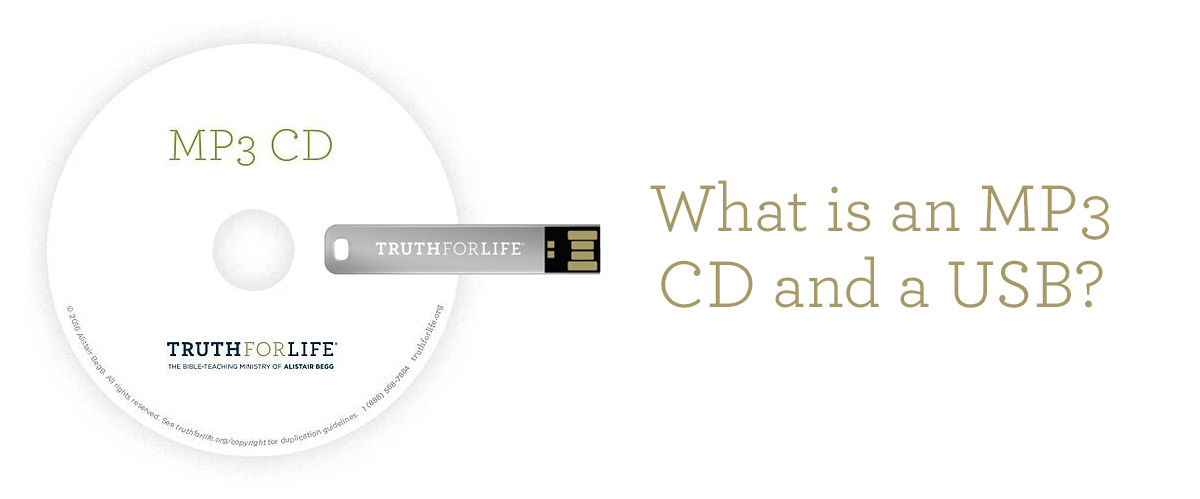 thumbnail image for What Is an MP3 CD and a USB?