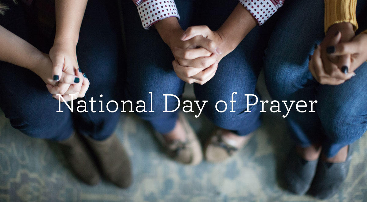 thumbnail image for Today is the National Day of Prayer in the United States