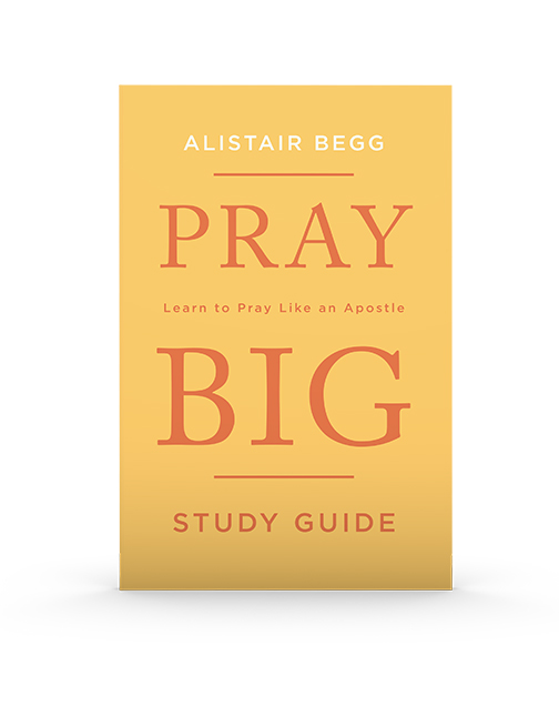thumbnail image for 'Pray Big' Study Guide