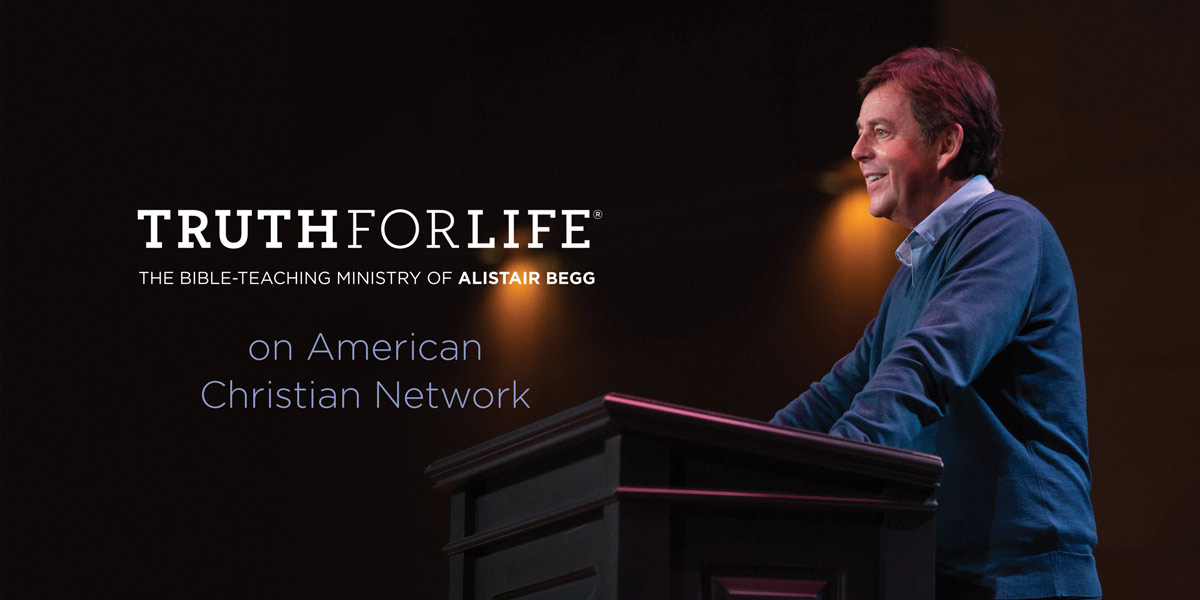 thumbnail image for Listen to Alistair Begg in the Pacific Northwest on American Christian Network