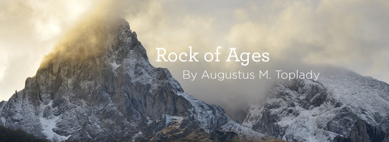 thumbnail image for Hymn: Rock of Ages