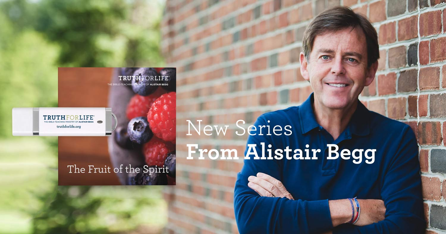 thumbnail image for Special Offer Today! Brand-New Series from Alistair Begg!