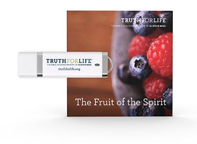 Fruit of the Spirit USB