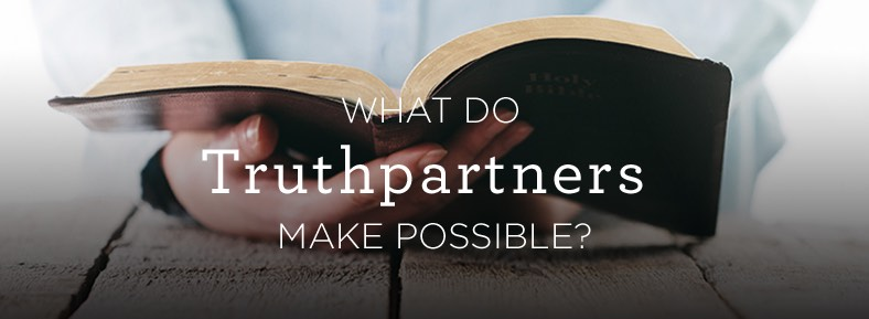 thumbnail image for What Do Truthpartners Make Possible?