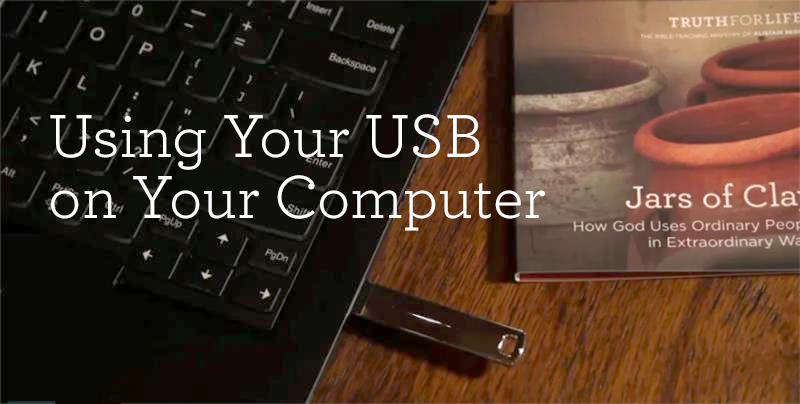thumbnail image for Using Your USB on Your Computer