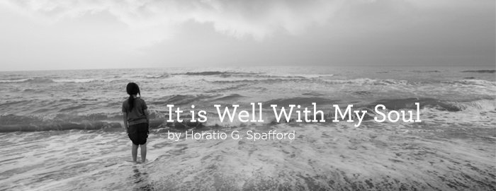 "thumbnail image for Hymn: ""It is Well with My Soul"" by Horatio Spafford"