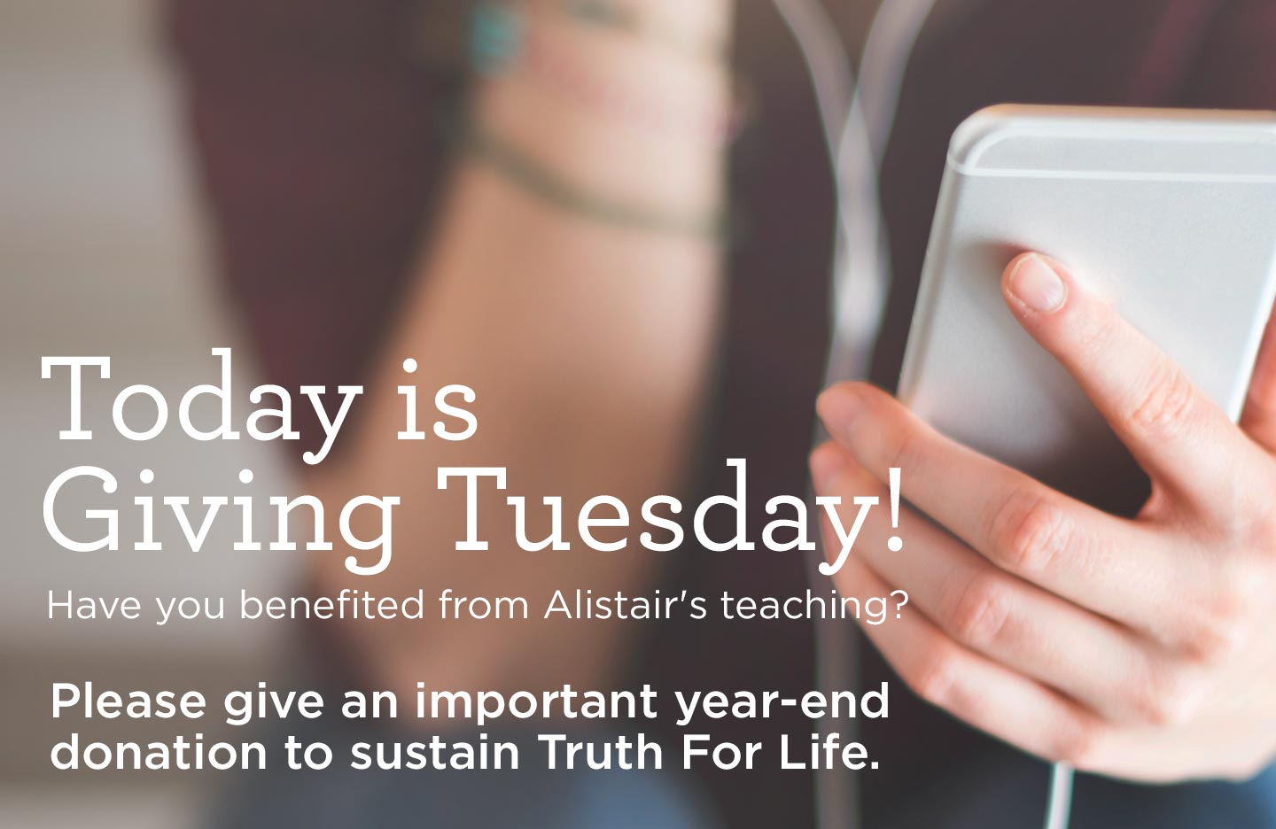 thumbnail image for Today is Giving Tuesday!