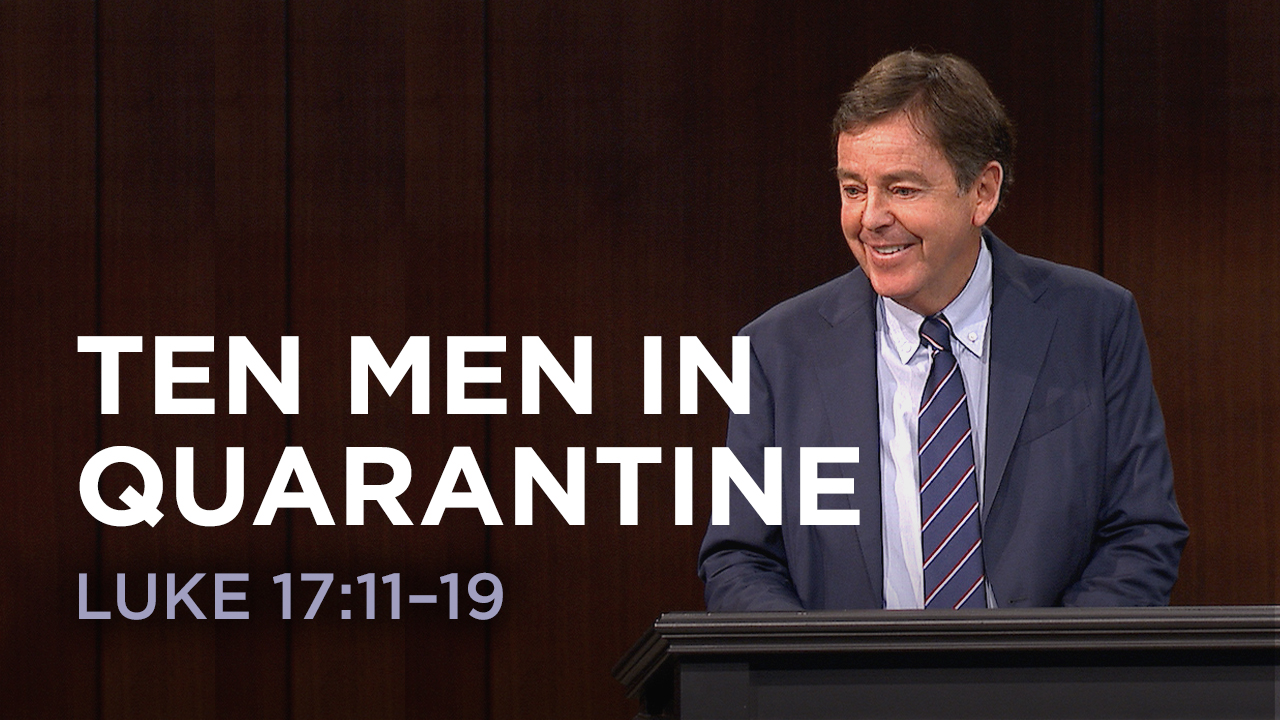 "thumbnail image for Video: ""Ten Men in Quarantine"" by Alistair Begg"