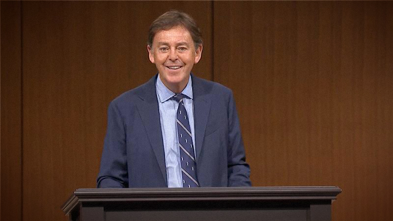 "thumbnail image for Video: ""Restraining Grace"" by Alistair Begg"