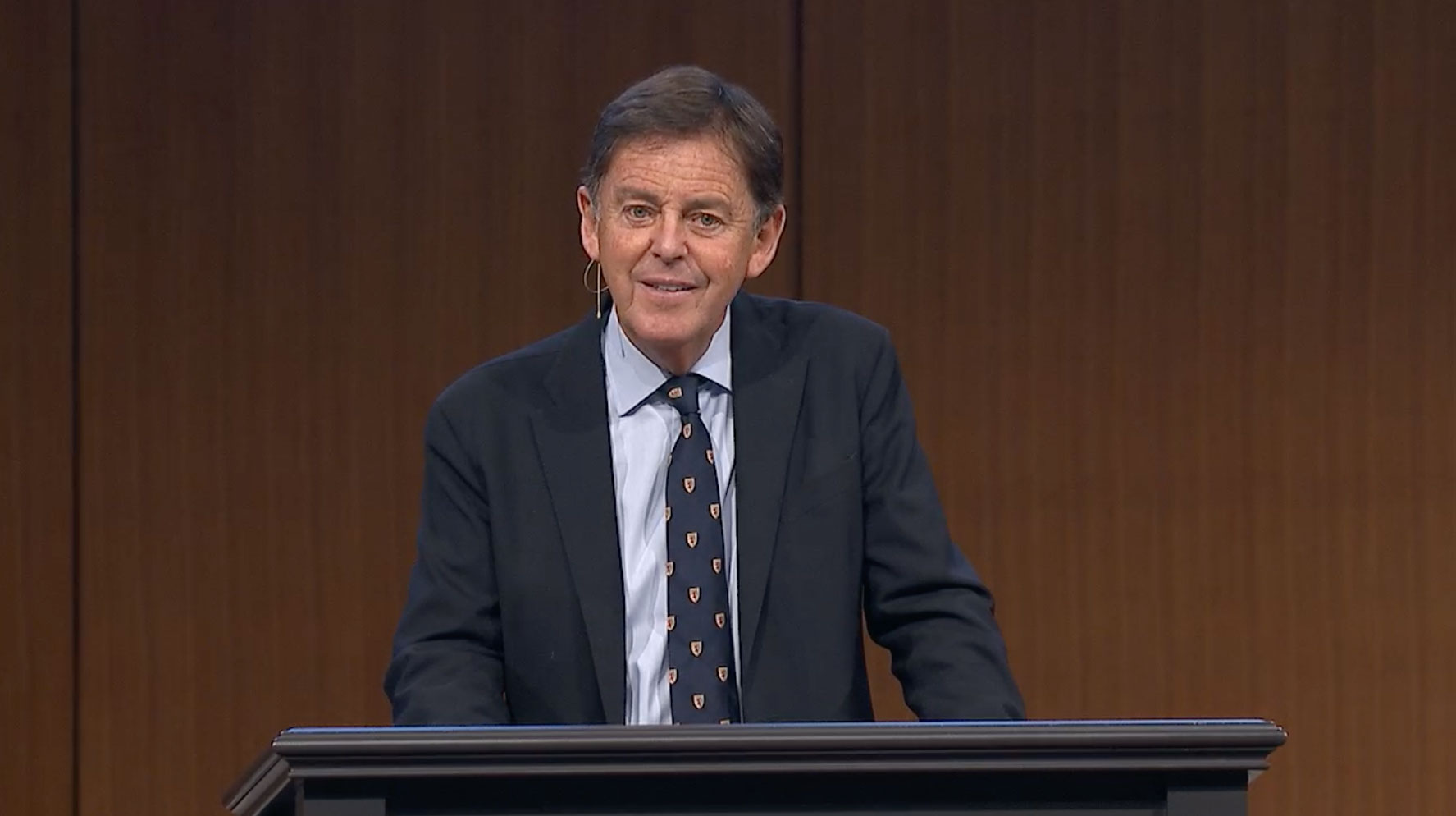"thumbnail image for Video: ""A Story of Deliverance"" by Alistair Begg"