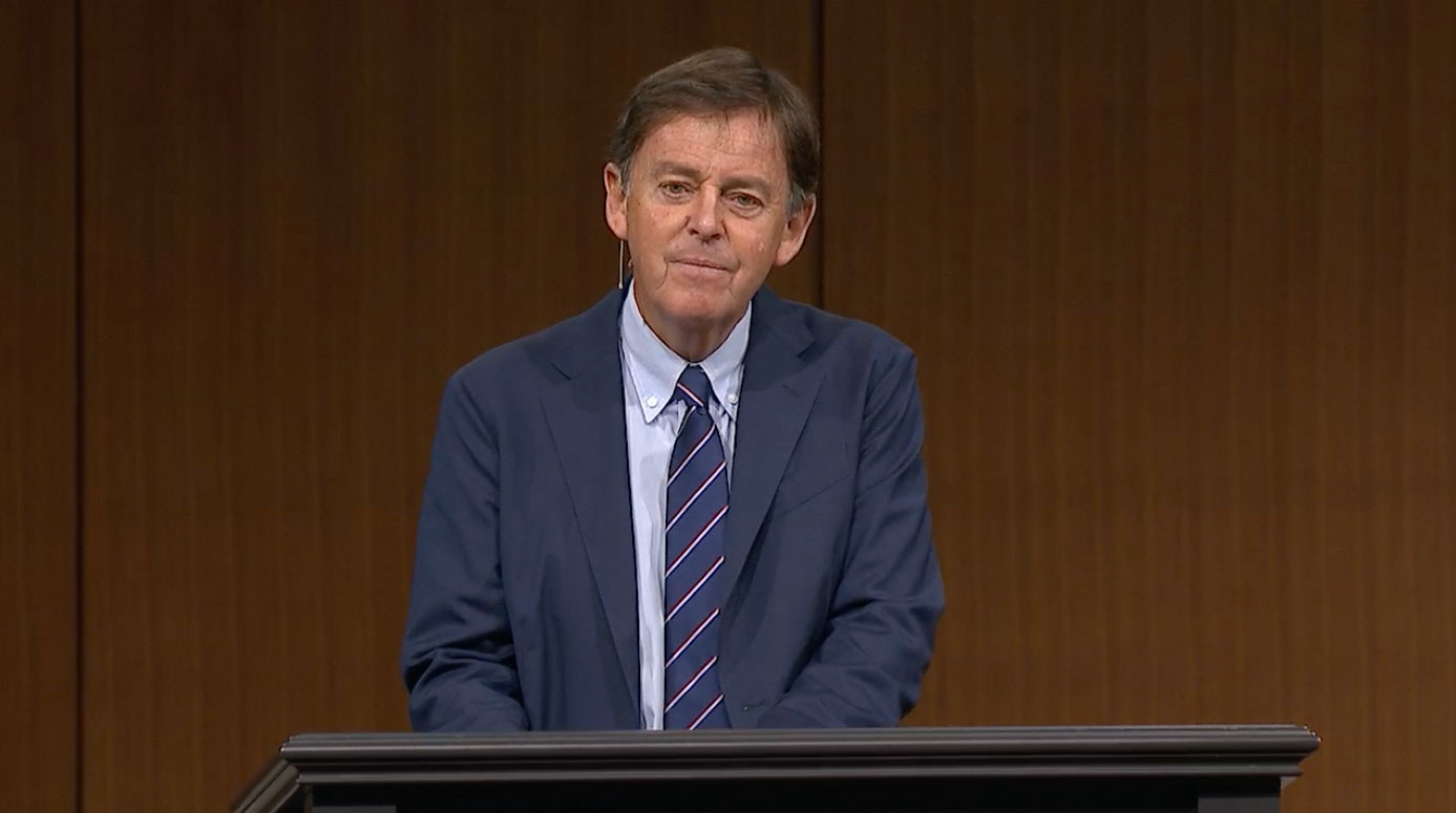 """thumbnail image for Video: """"Who Does David Think He Is!"""" by Alistair Begg"""