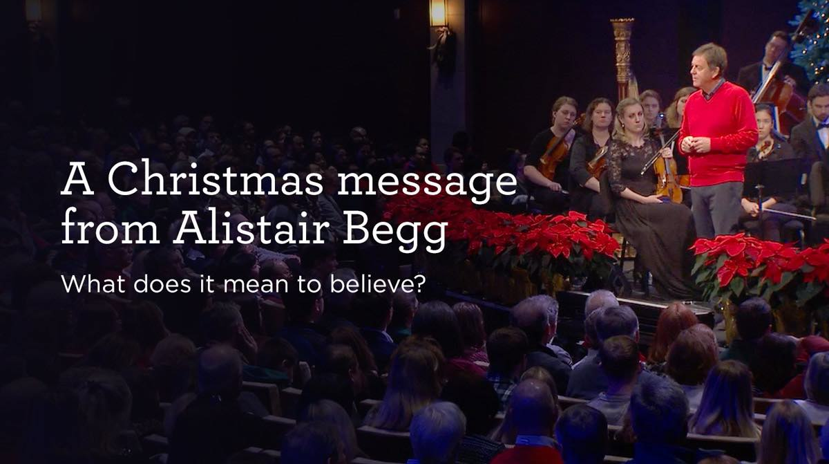 thumbnail image for Share What It Means to Truly Believe This Christmas