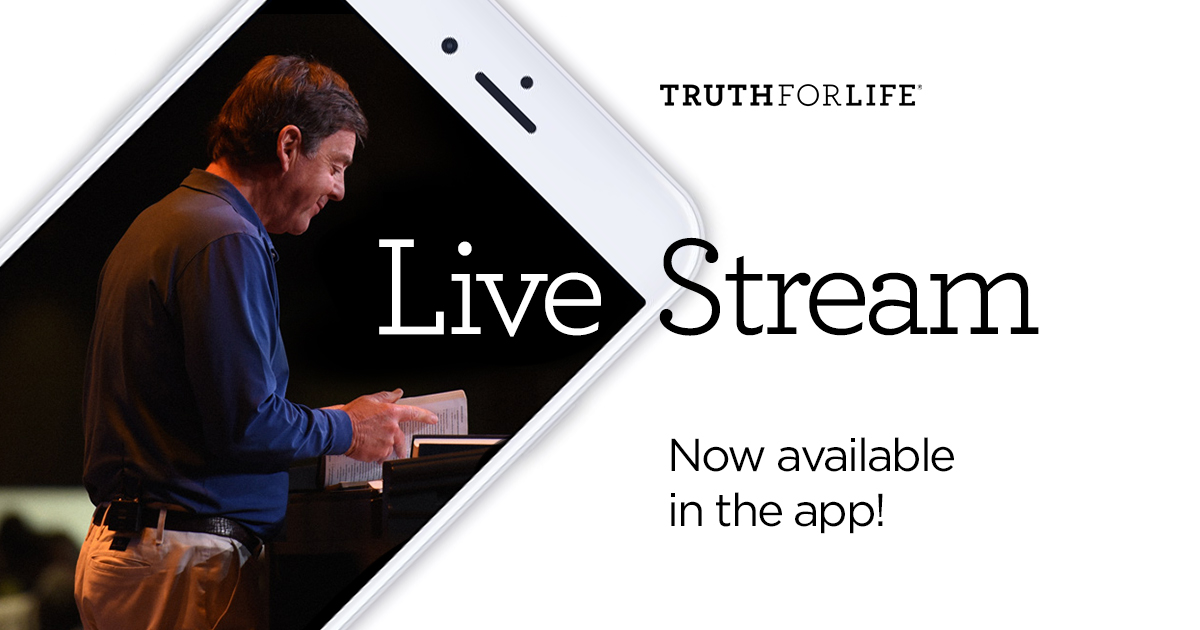 thumbnail image for Alistair Begg's Sunday Livestream Is Now Available in the App
