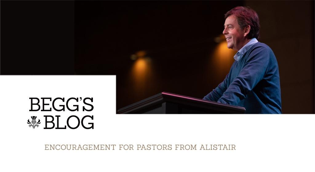 thumbnail image for What Gospel Ministers Do