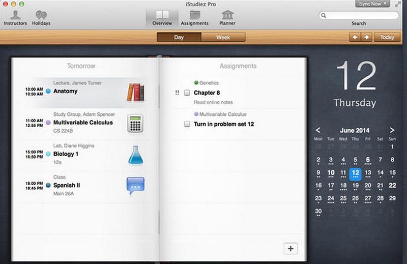 iStudiez Pro App