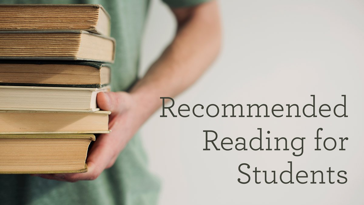 thumbnail image for Recommended Reading for Students