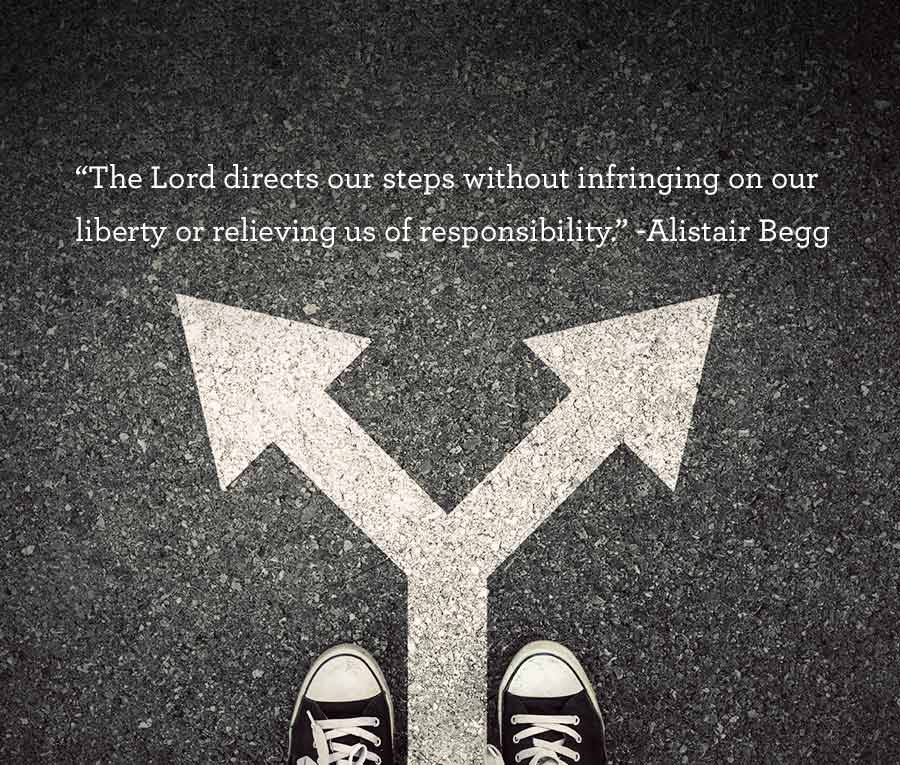 thumbnail image for The Lord Directs Our Steps