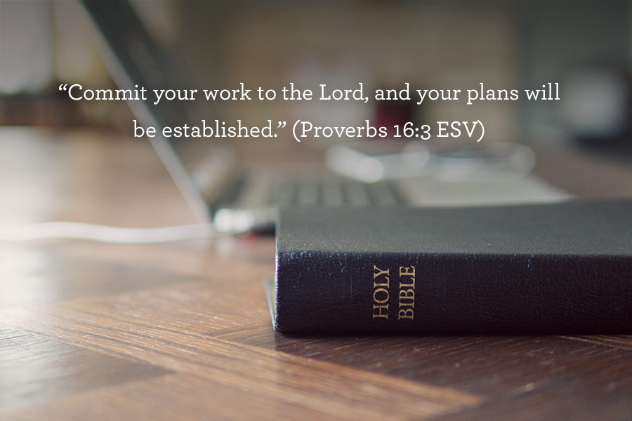 thumbnail image for Commit Your Work to The Lord