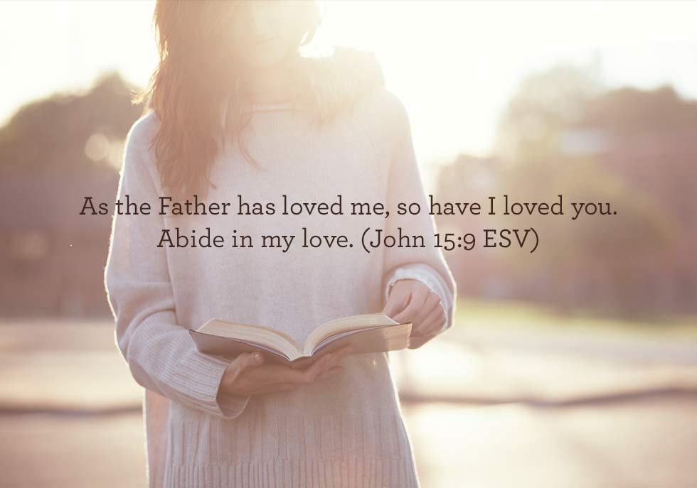 thumbnail image for As the Father Has Loved Me, So Have I Loved You