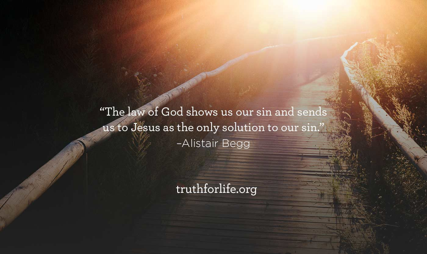 thumbnail image for Jesus is the only solution to our sin