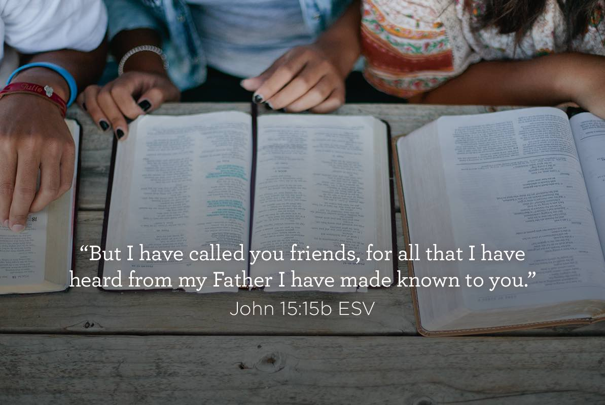 thumbnail image for I Have Called You Friends
