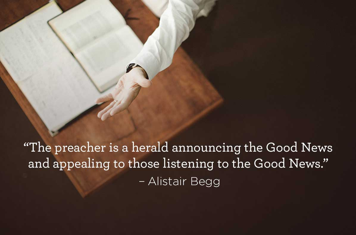 thumbnail image for Heralding the Good News