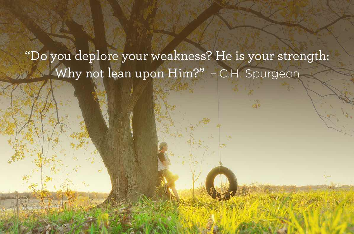 thumbnail image for He is Your Strength