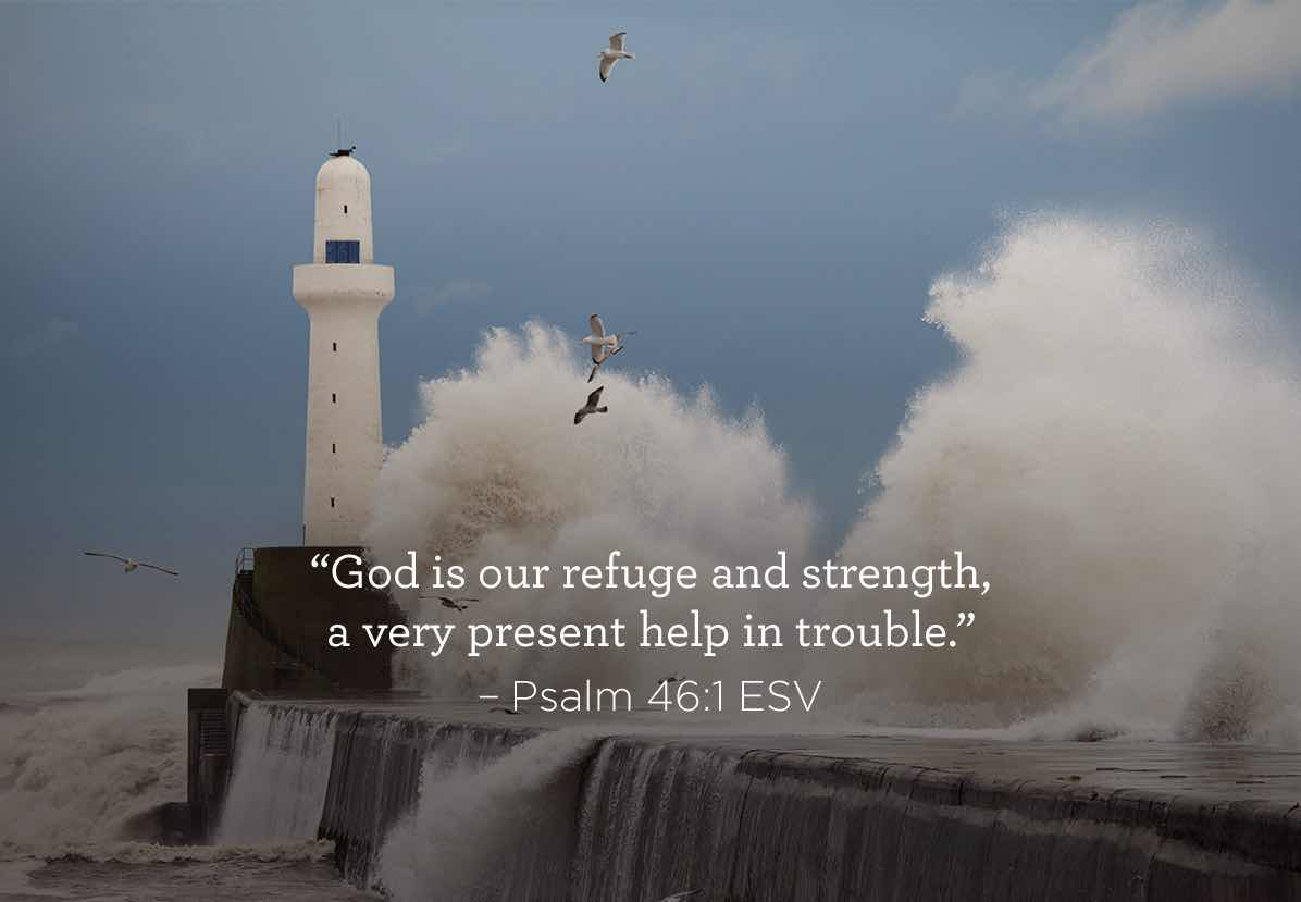 thumbnail image for God is Our Refuge and Strength