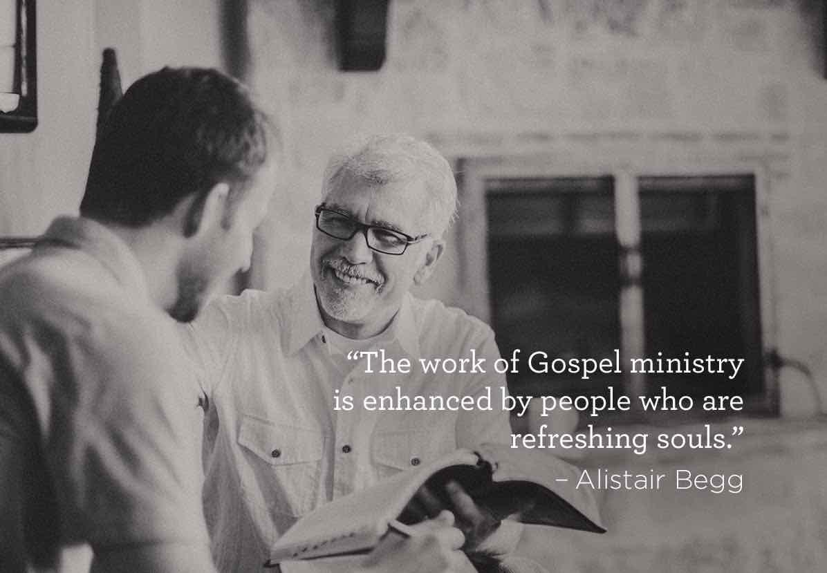 thumbnail image for Refreshing Souls Through The Gospel
