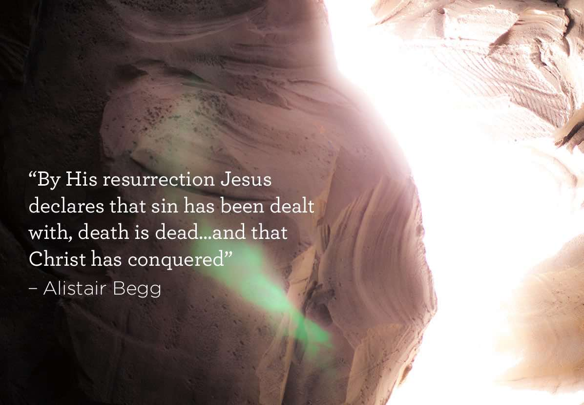 thumbnail image for Death is Dead, Christ has Conquered