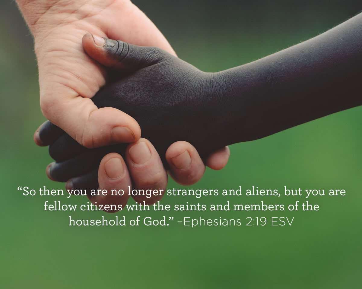 thumbnail image for No Longer Strangers
