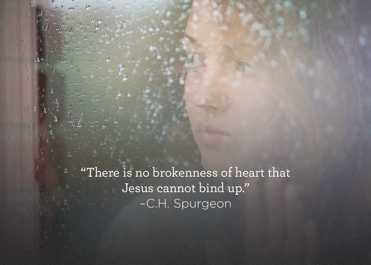thumbnail image for No Brokenness Jesus Cannot Bind Up
