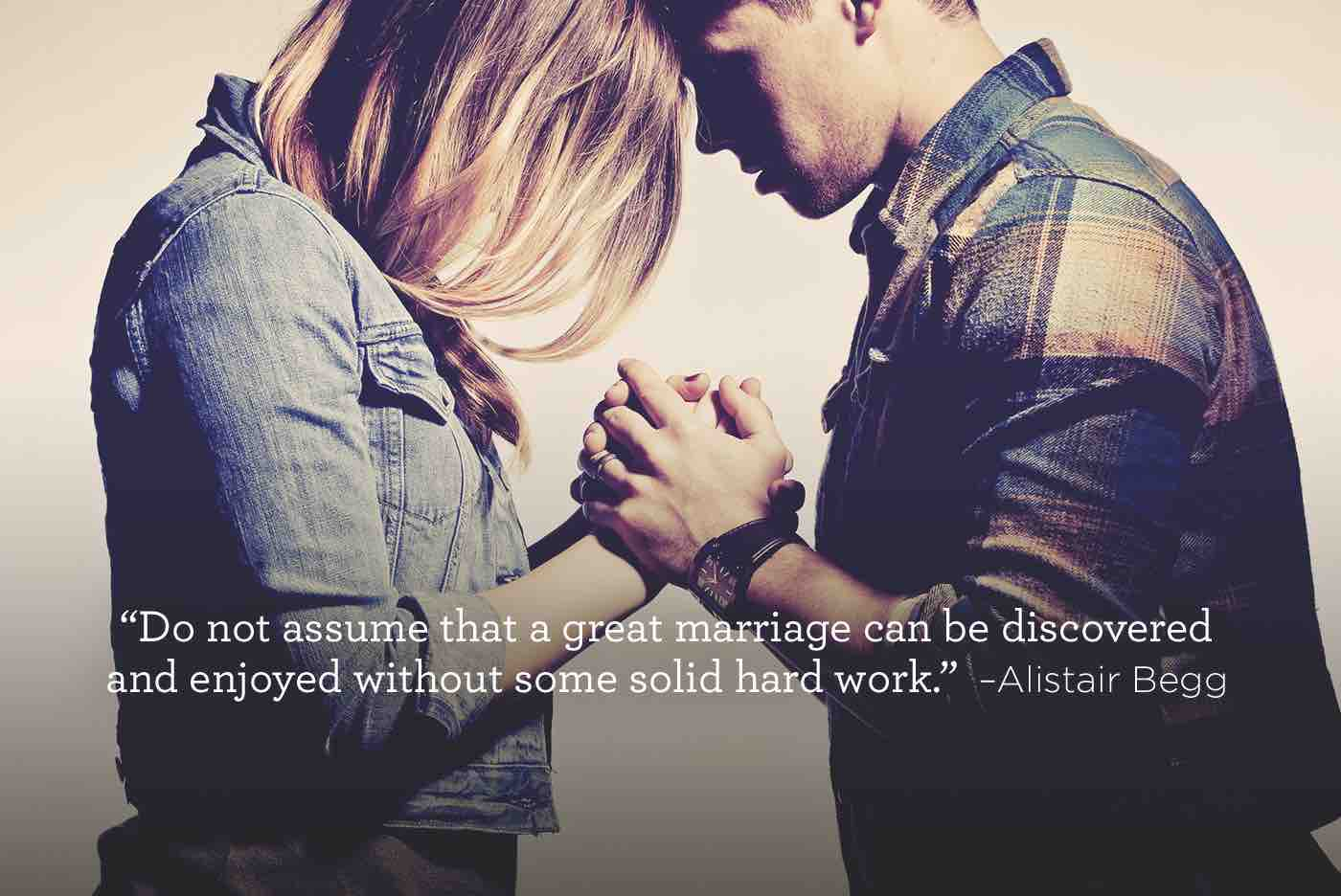 thumbnail image for Hard Work of Marriage