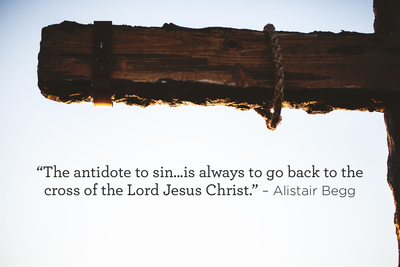 thumbnail image for The Antidote to Sin