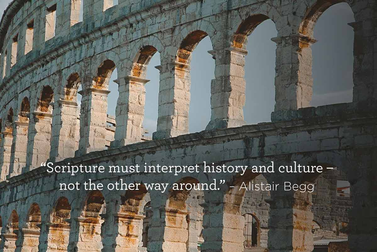 thumbnail image for Scripture Interprets History & Culture