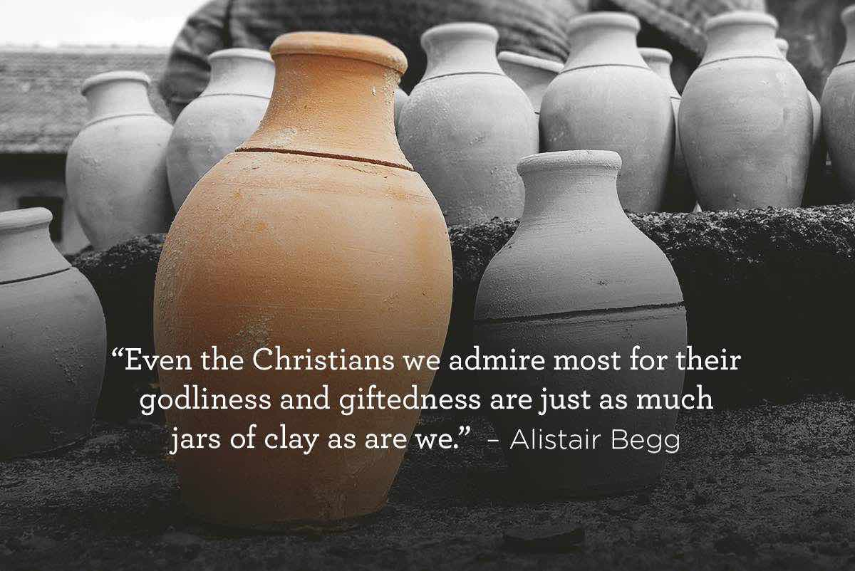 thumbnail image for Even the Godly are Jars of Clay