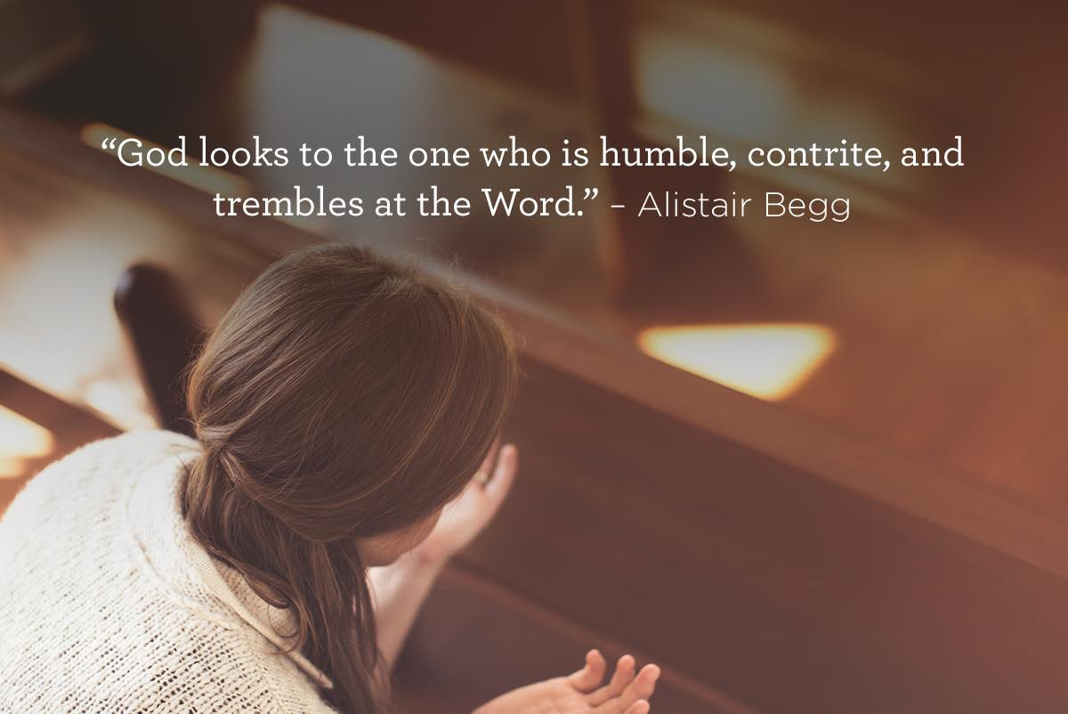 thumbnail image for God Looks to the Humble