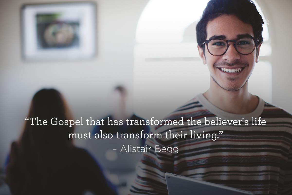 thumbnail image for Gospel Transformed Living