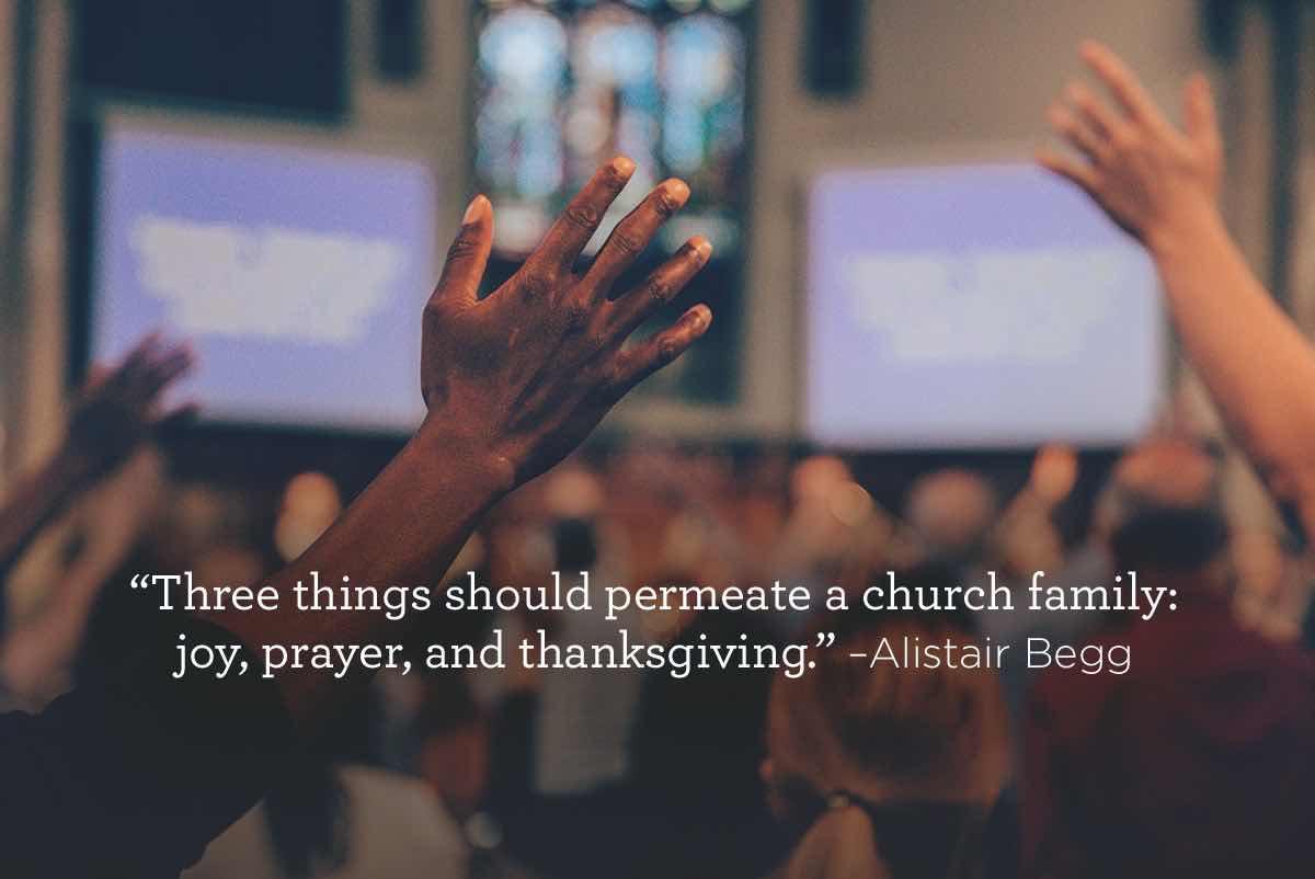 thumbnail image for Joy, Prayer & Thanksgiving