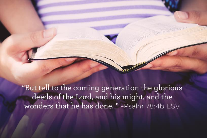 thumbnail image for Tell the Coming Generations