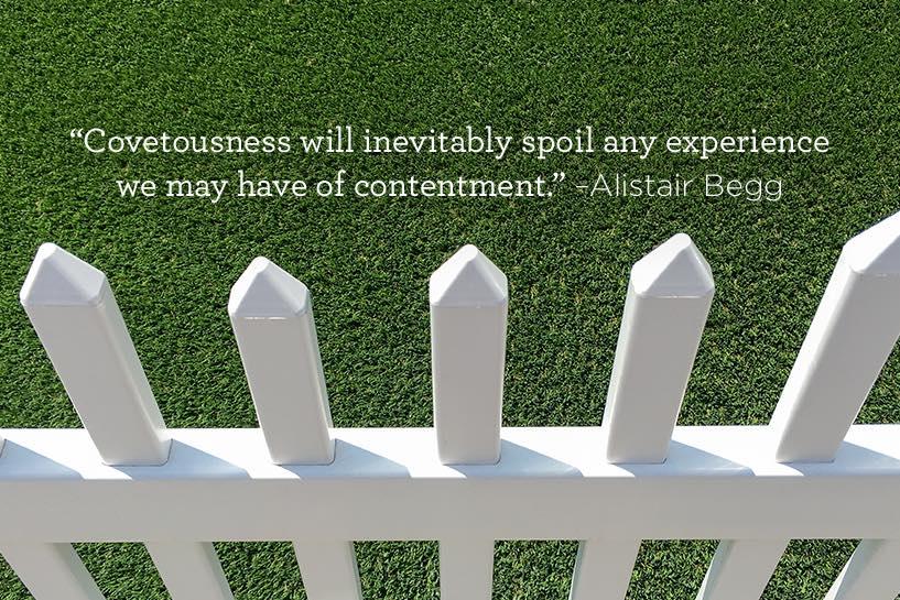 thumbnail image for Covetousness Spoils Contentment
