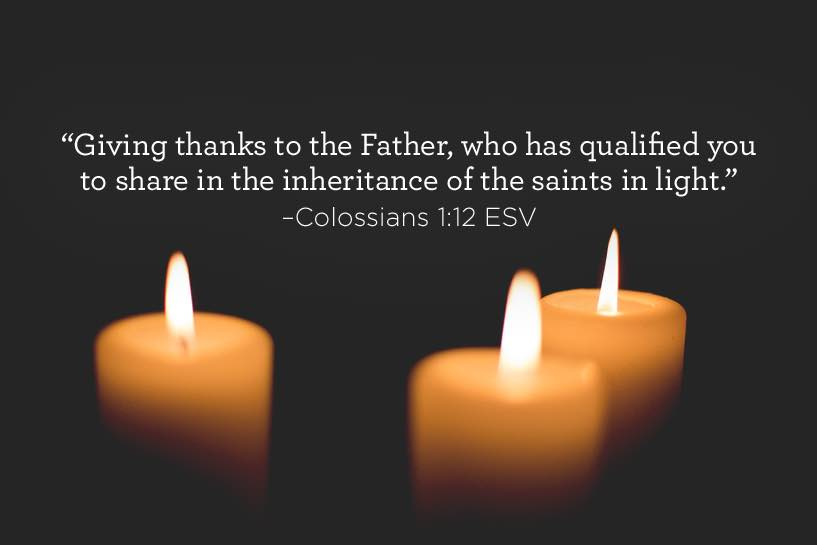 thumbnail image for Thanks to the Father