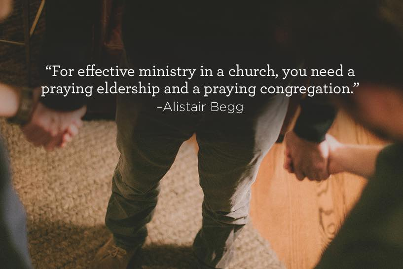thumbnail image for Effective Ministry Requires Prayer