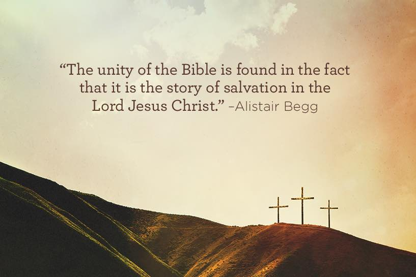 thumbnail image for Unity of the Bible