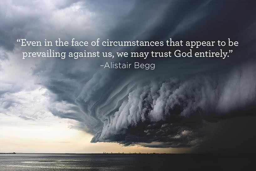 thumbnail image for Trust God Entirely