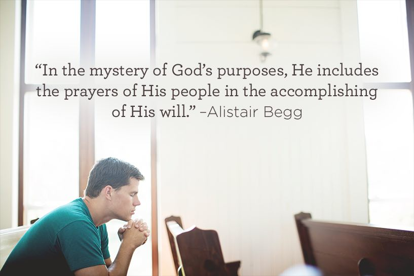 thumbnail image for The Prayers of His People